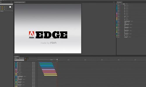 Adobe Edge Preview Screenshot