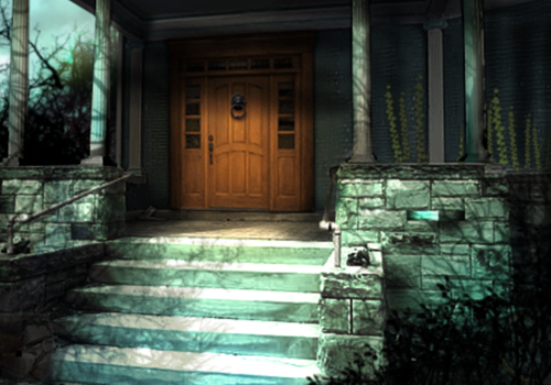 First Scene - The Secret of Grisly Manor