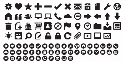 Foundation Icon Fonts