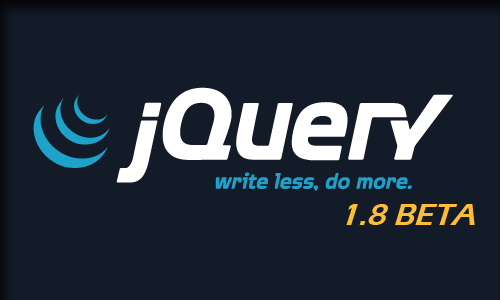 jQuery 1.8 BETA